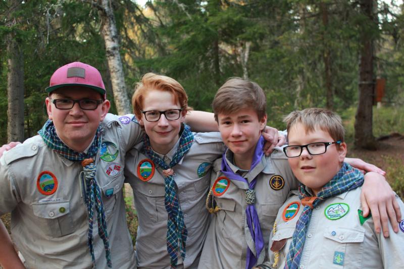 Vegard, Nils, Kristian og Anders_Foto Kirvil Kaasa.jpg