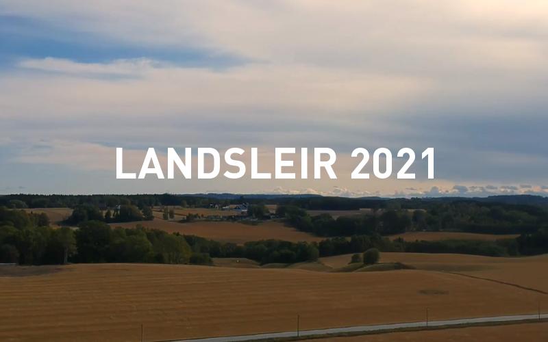 Bilde landsleir 2021
