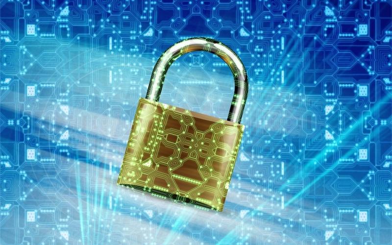 Lås i cyberspace