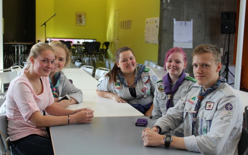 Deltakere på Roverforum