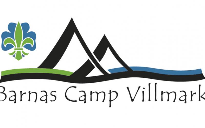 logo for barnas camp villmark