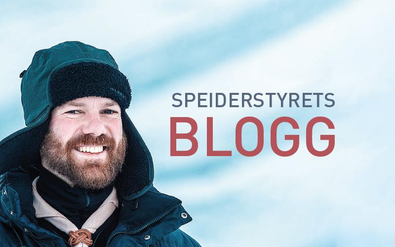 Speiderstyrets blogg-header