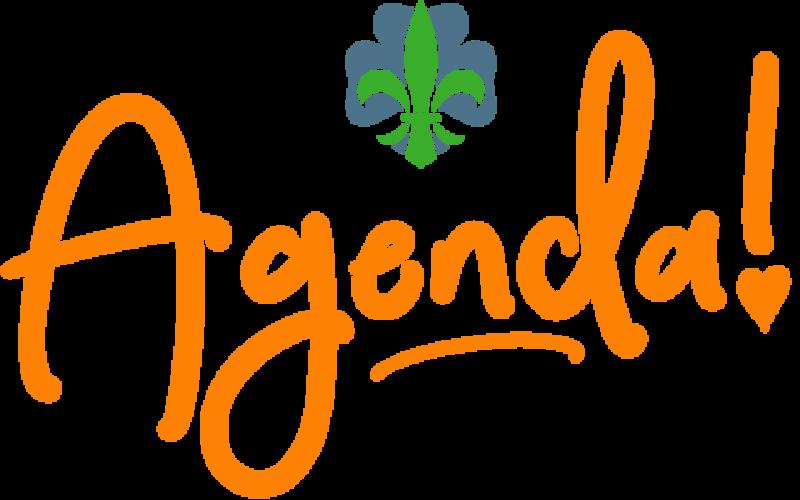 logo landsleir agenda 2021