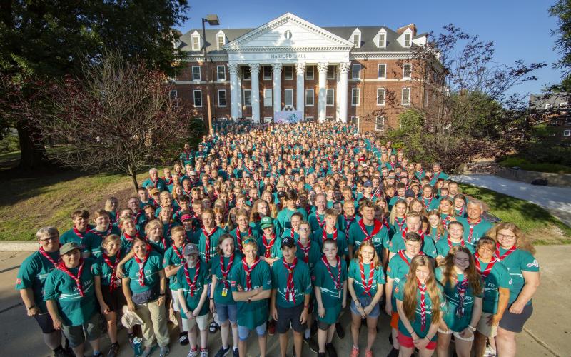 wsj World Scout Jamboree 2023