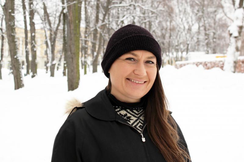 Aud Helen Singstad