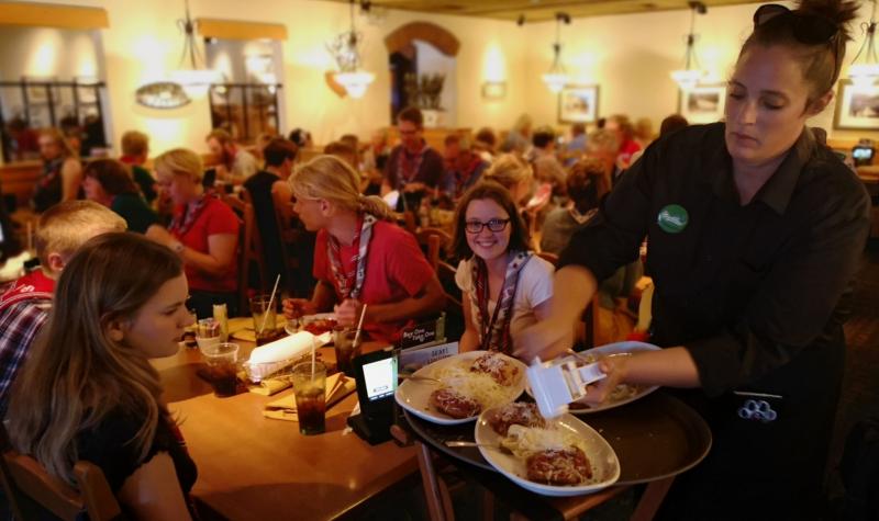 Ledermiddag World Scout Jamboree 2019