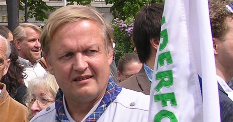 Tidligere generalsekretær Tore Torstad.